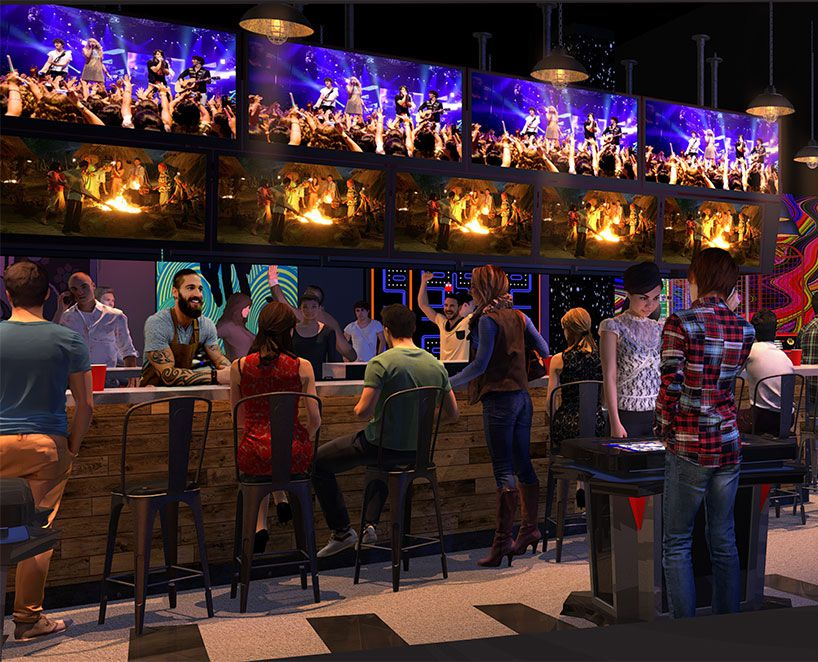 Level Up bar rendering