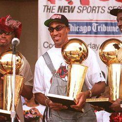 1991-1998 Chicago Bulls