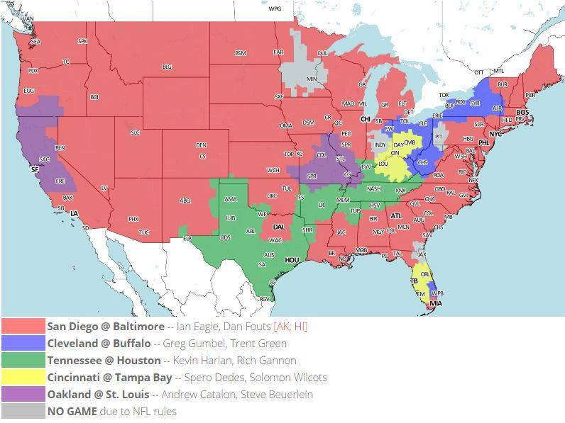 506 Sports Week 13 CBS Early