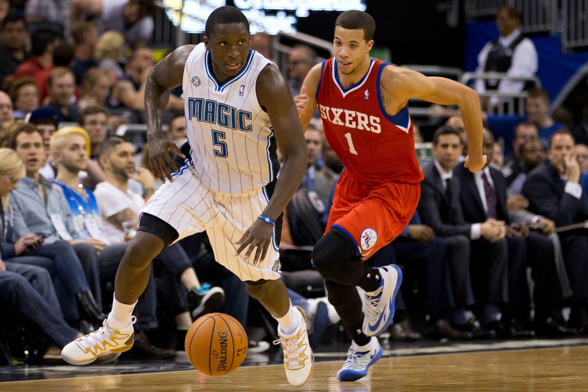 Victor Oladipo and Michael Carter-Williams