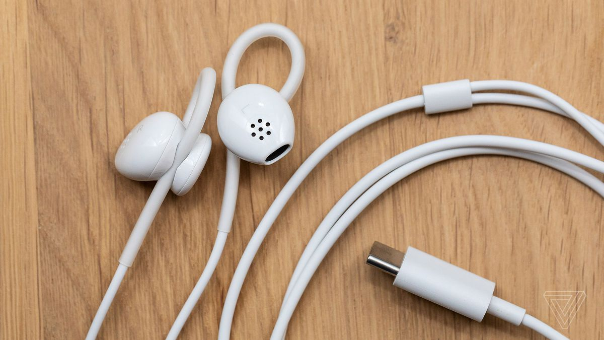 760b26c4459 Google Pixel USB-C earbuds review: more than okay Google - The Verge
