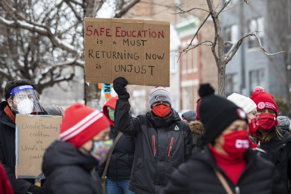 CTU members may refuse to work in-person if an agreement is not reached with CPS.