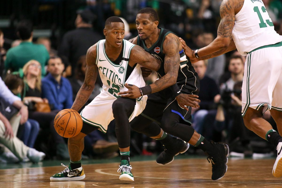Celtics  Terry Rozier is the breakout star of the NBA Playoffs Round ... db1d7c3fe