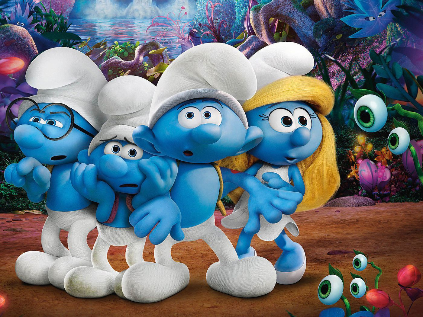 5 things Smurfs: The Lost Village accomplishes, for better