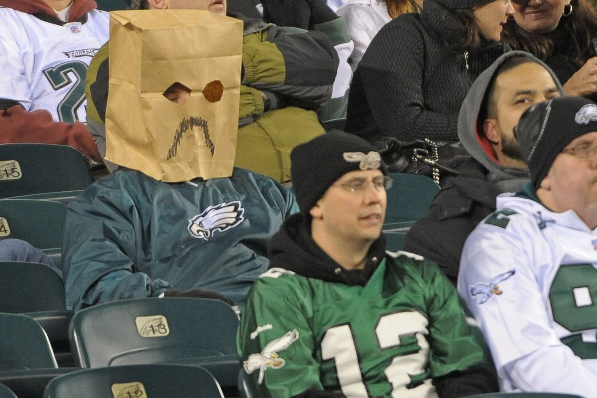 I'm sure this guy will love whoever the Eagles take.
