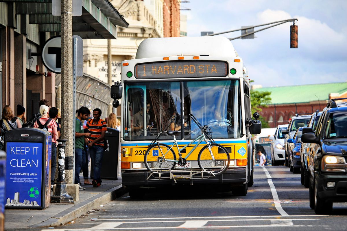 New Boston Bus Routes Under Consideration As Mbta Vows