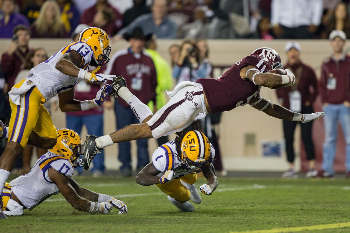 Texas A&M Online >> Lsu Vs Texas A M 2018 Time Tv Channel Watch Online