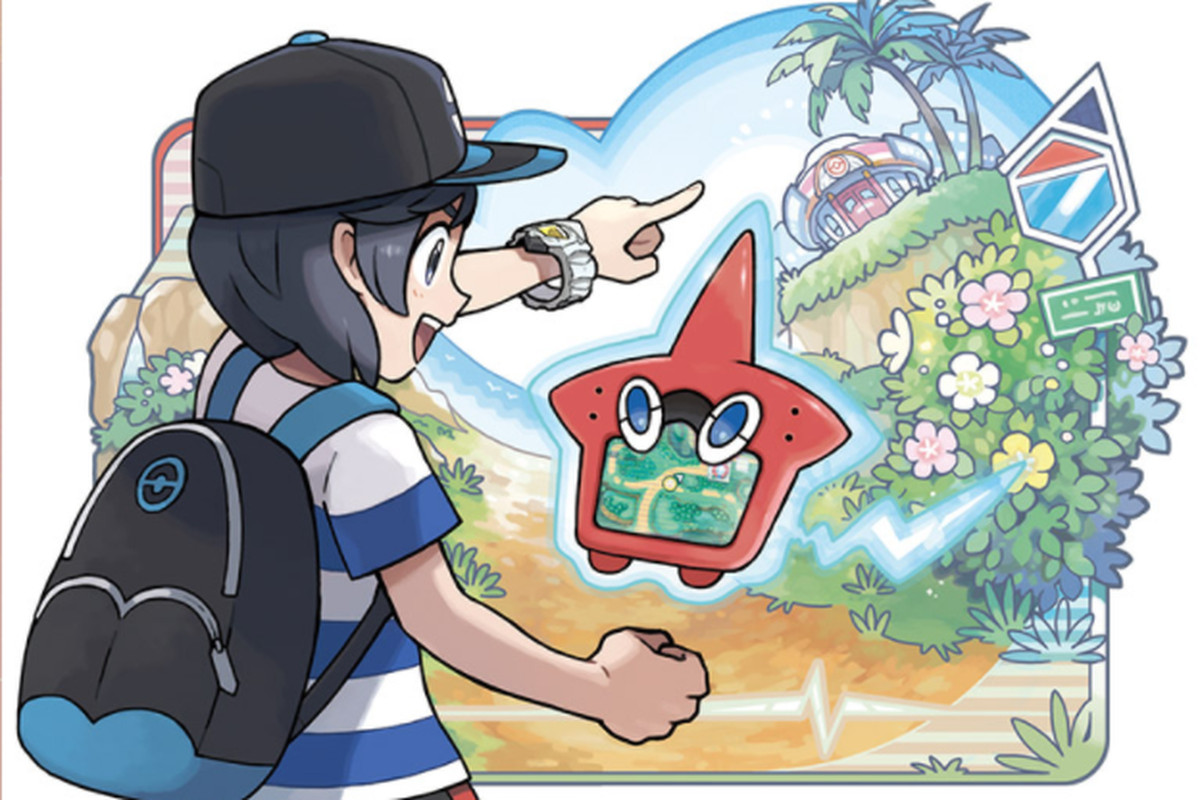 Pokémon Sun and Moon's second global mission offers a chance