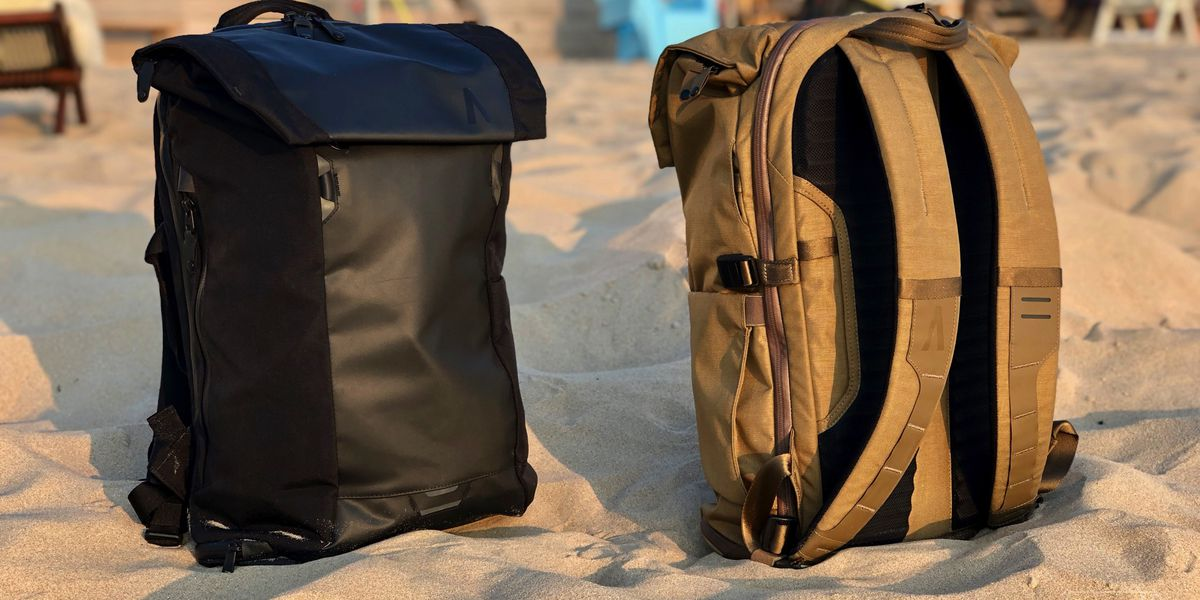 87beb9befb04 Boundary Errant backpack review  irresistible at  100 - The Verge