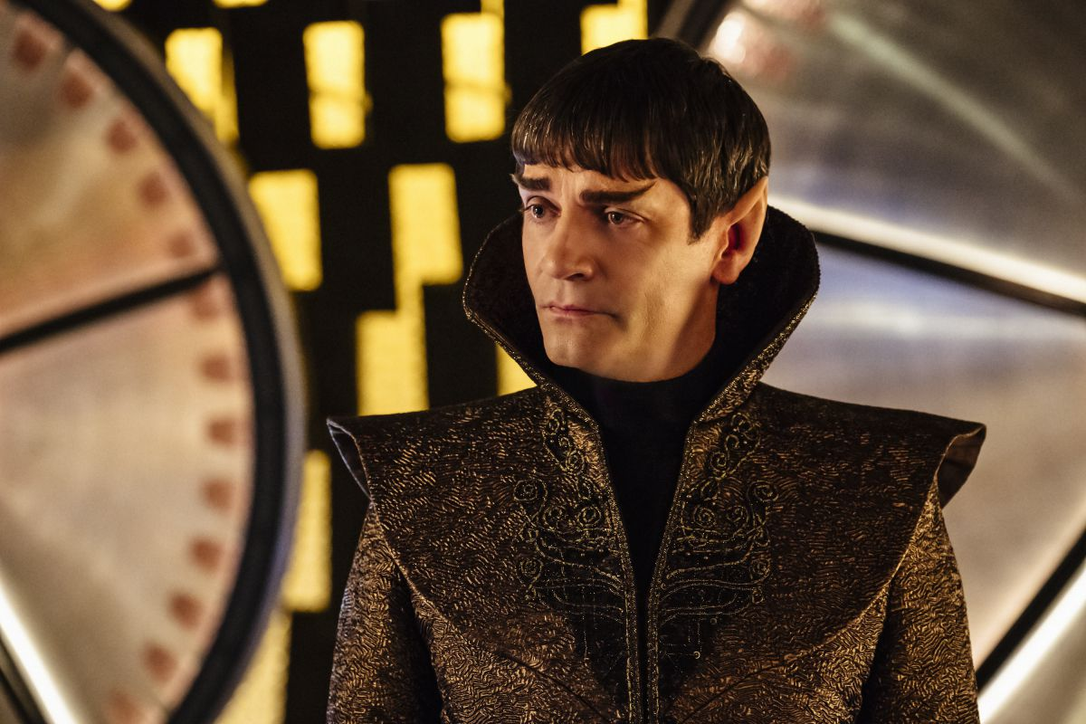 How Star Trek: Discovery's Sarek connects to the universe at large