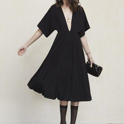 Andy dress, $98 (also available in camel)