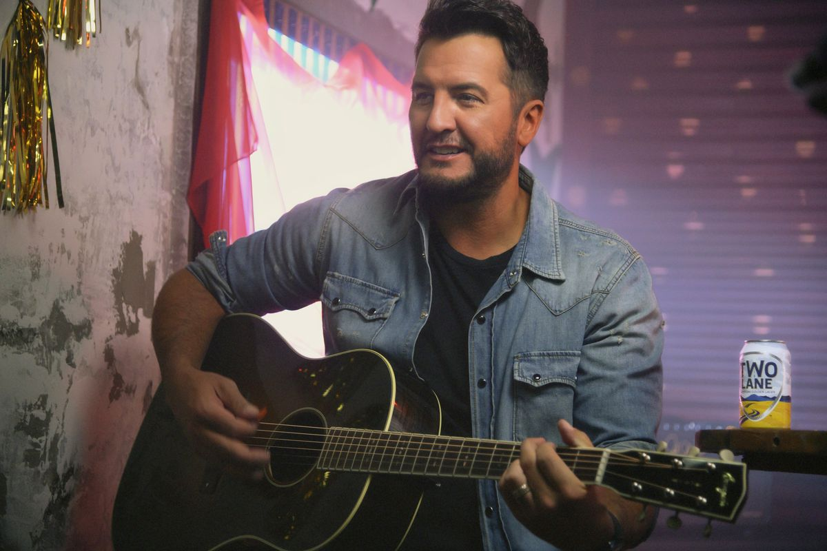 Country music superstar Luke Bryan has entered the beer business with the launch of his Two Lane American Golden Lager.