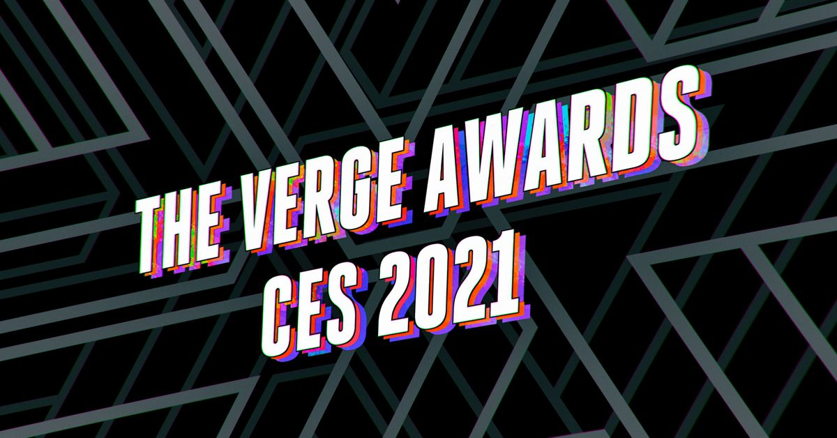 The Verge Awards at CES 2021: can't touch this – The Verge