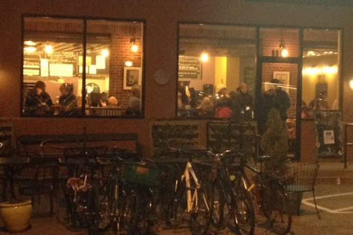 Kickstand Cafe