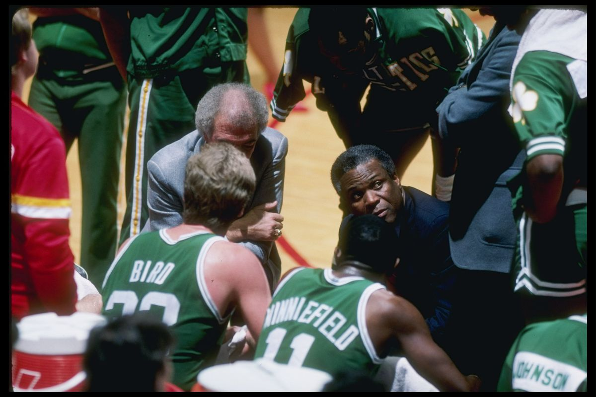 Reliving the long standing Celtics Hawks playoff rivalry which