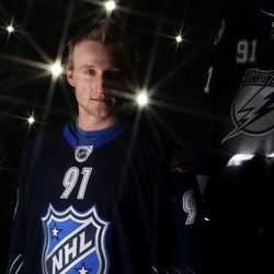 Stamkos was a member of Team Lidstrom 2011 back when they drafted players to teams