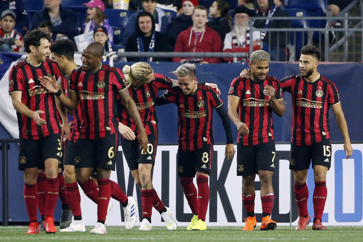 3da03e4d013 Scouting Report  Three ways FC Dallas can beat Atlanta United - Big ...