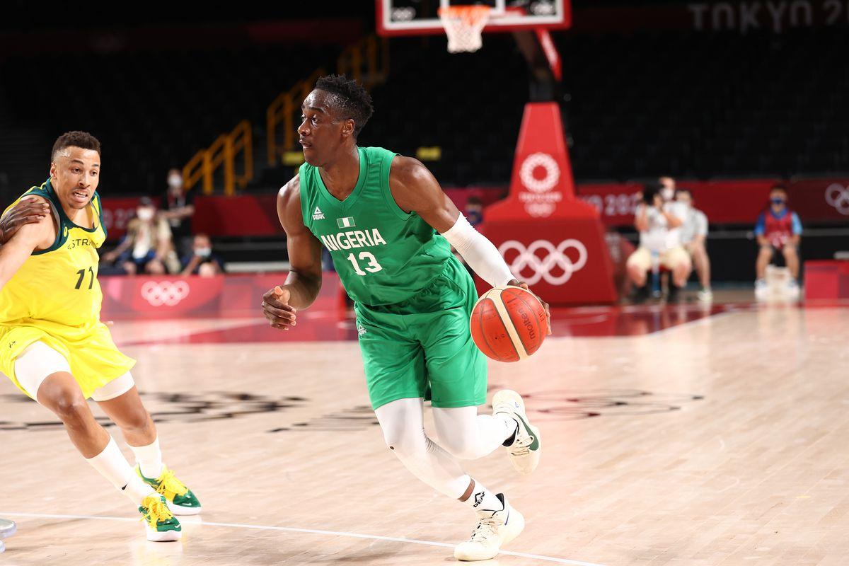 2020 Tokyo Olympics: Australia v Nigeria