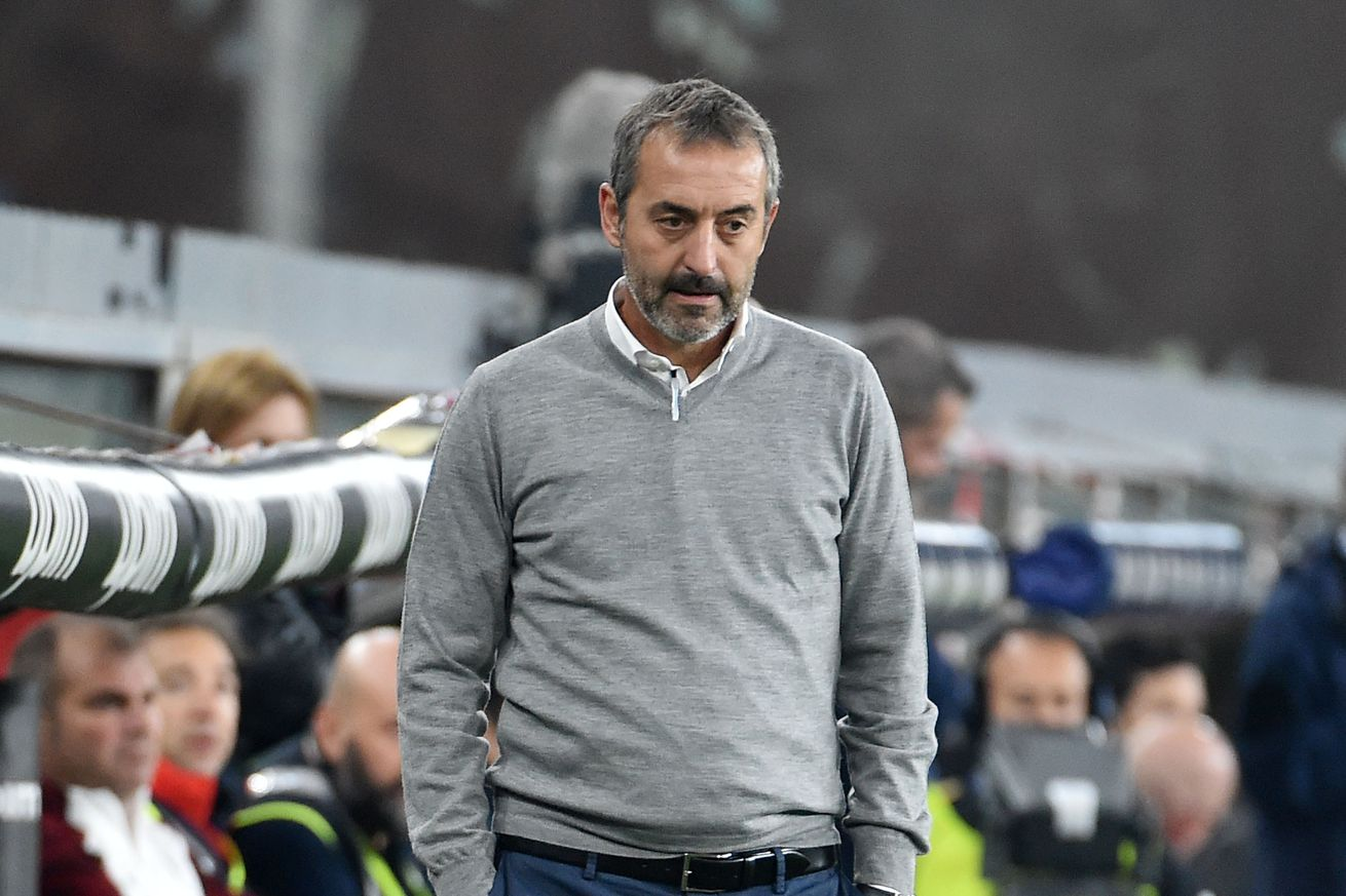 AC Milan Will Save 4 Million Euros As Marco Giampaolo Is Nearly Confirmed As Torino Manager