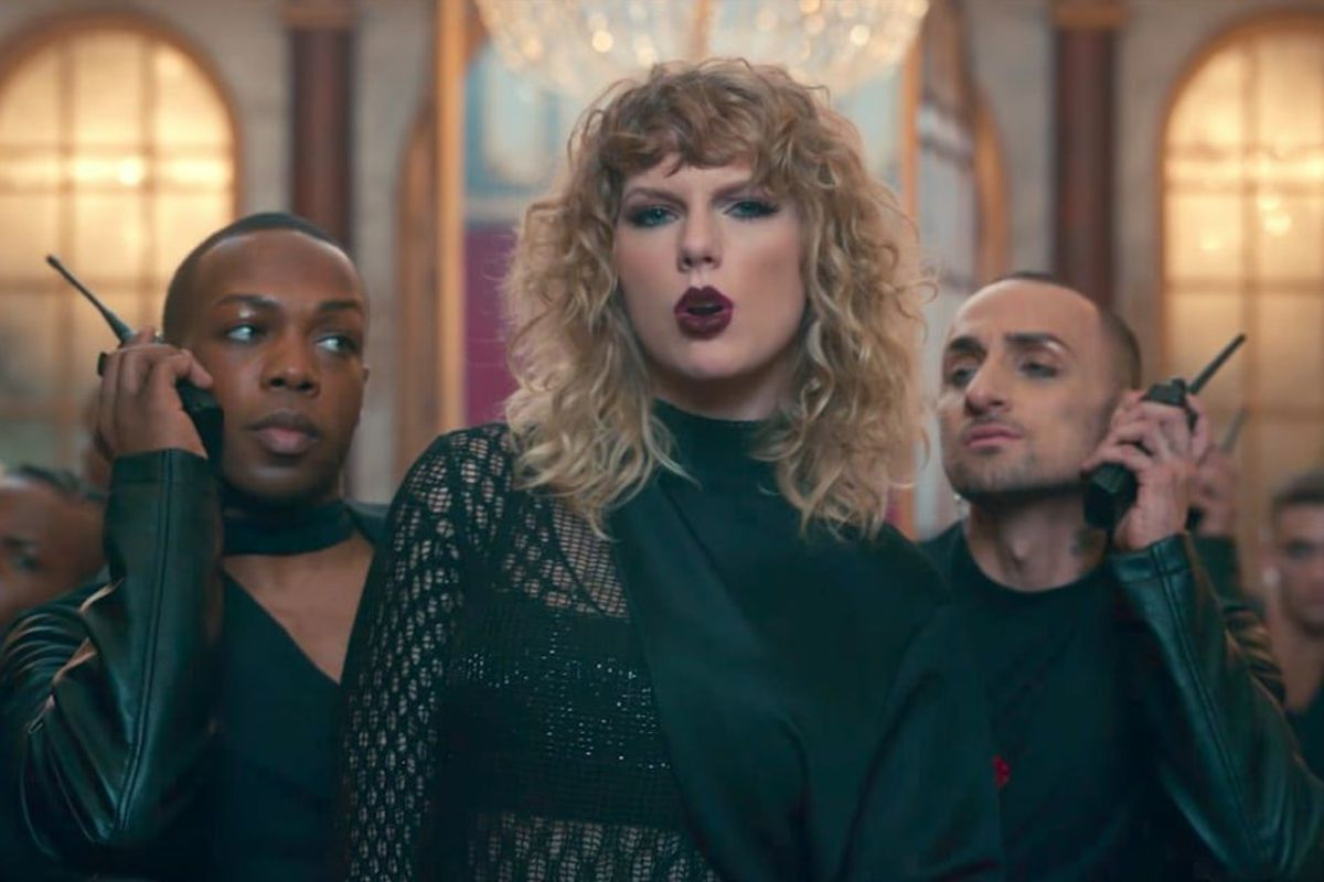 Taylor Swift S Reputation Won T Be On Streaming Services For At