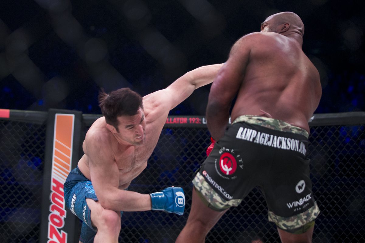 UFC 220 and Bellator 192 went head-to-head and produced a strangely uneven night