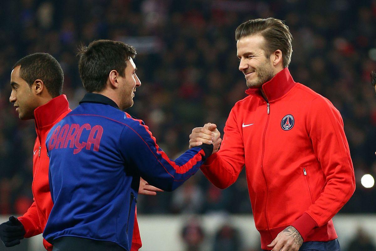 Paris St Germain v Barcelona - UEFA Champions League Quarter Final