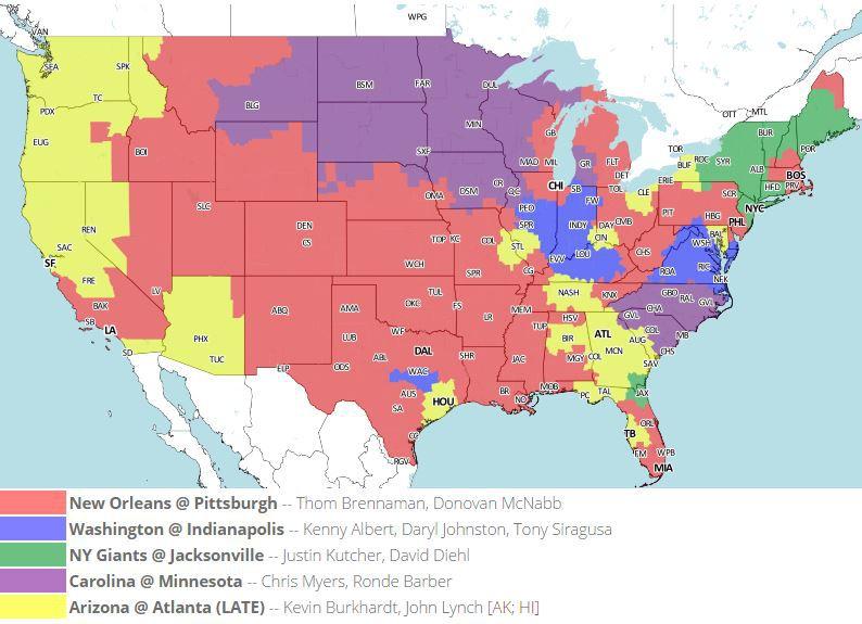 506 Map Week 13 Fox Early