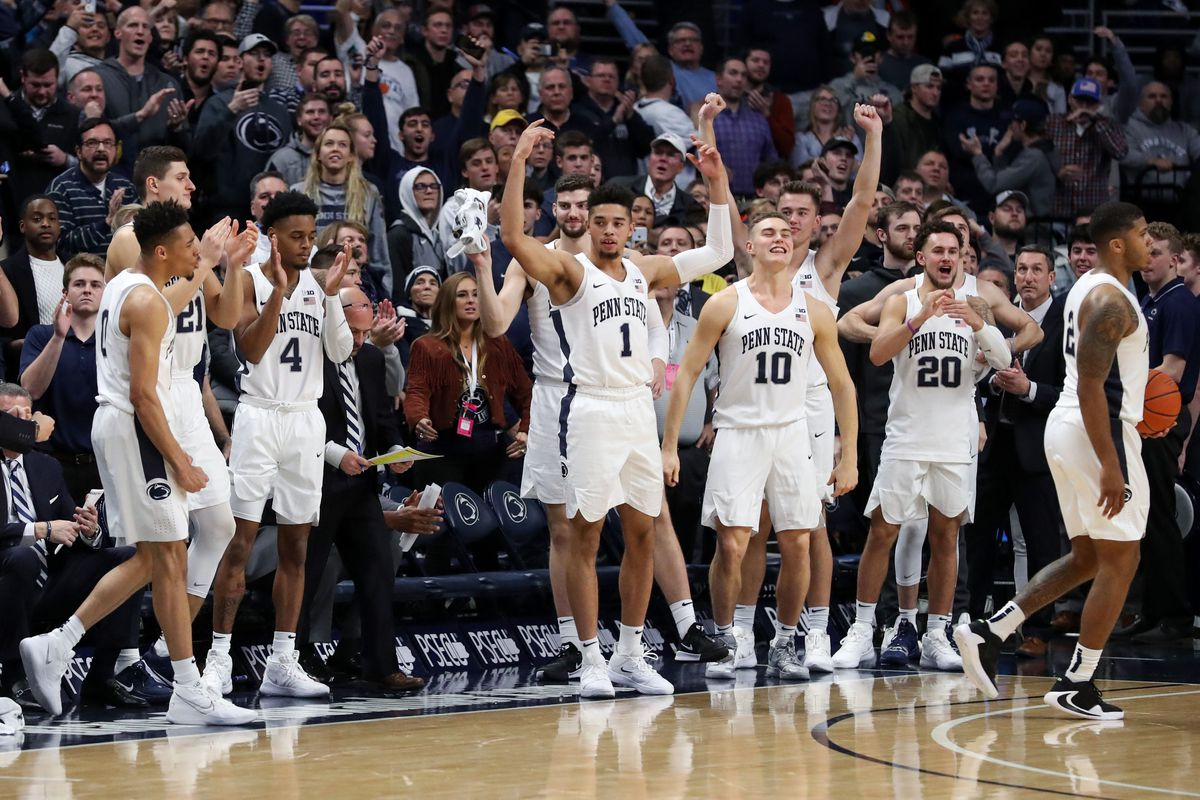 Penn State Basketball Ranked 23rd In Ap Poll 18th In Net