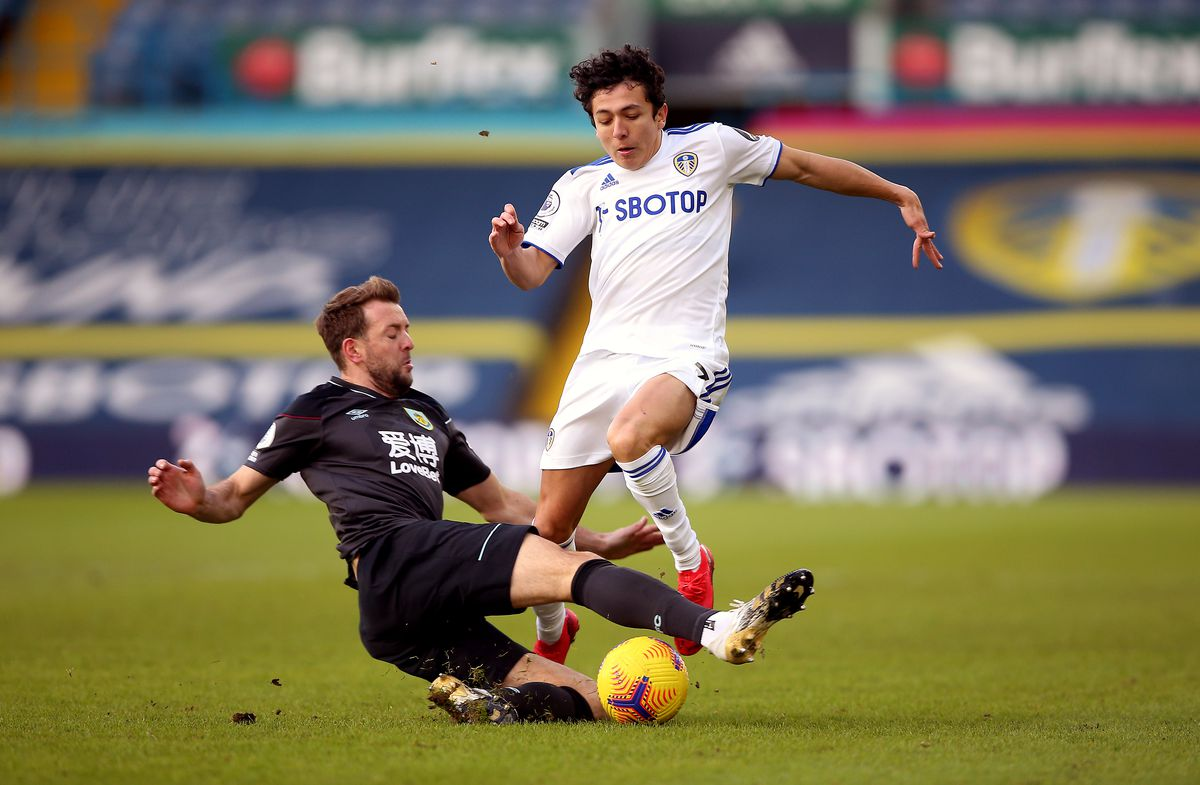 Leeds United v Burnley - Premier League - Elland Road