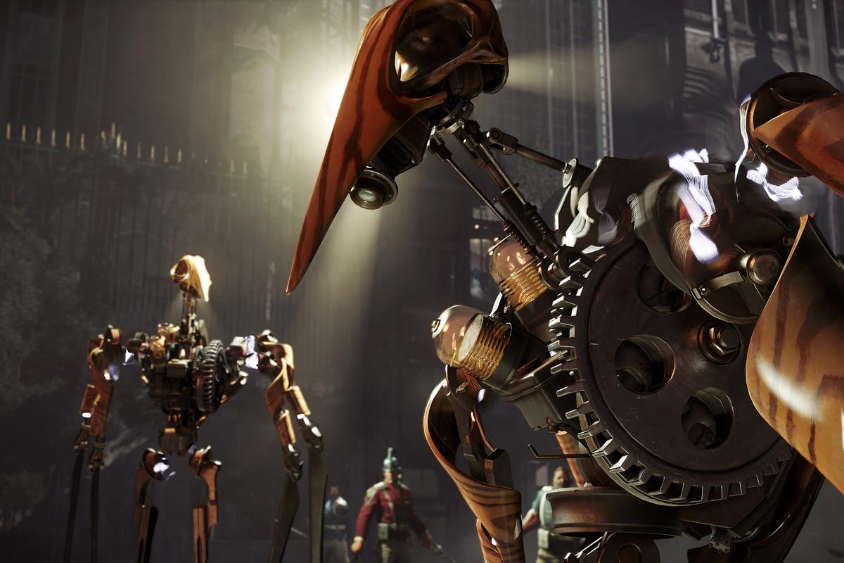 Dishonored 2 - Clockwork Soldier