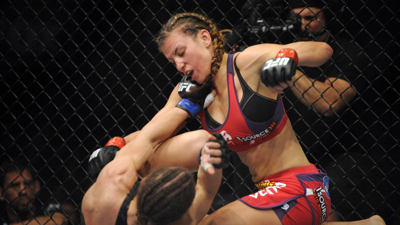 UFC Fight Night 52 results: Miesha Tate wins uninspired ...