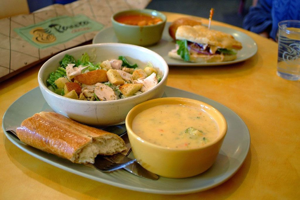 How Panera Pioneered Fast-Casual Dining - Eater