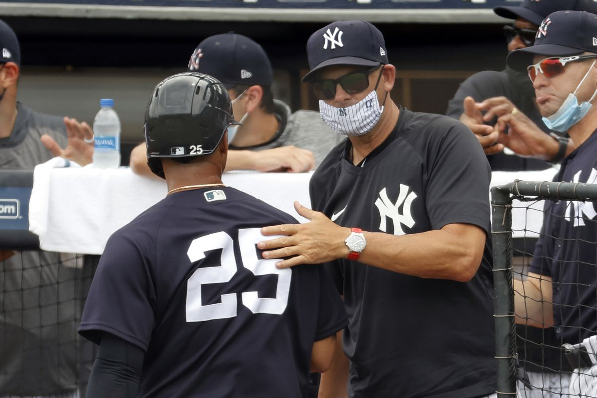 MLB: Detroit Tigers at New York Yankees