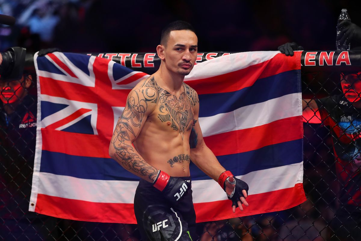 Max Holloway Would Like You To Be Real And Shut Up About