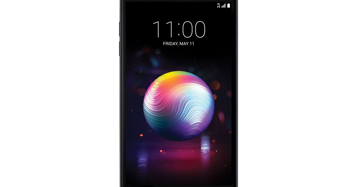 LG's budget K30 phone comes to T-Mobile in the US