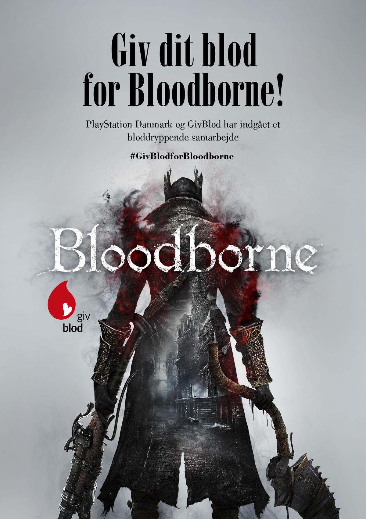 bloodborne blood drive