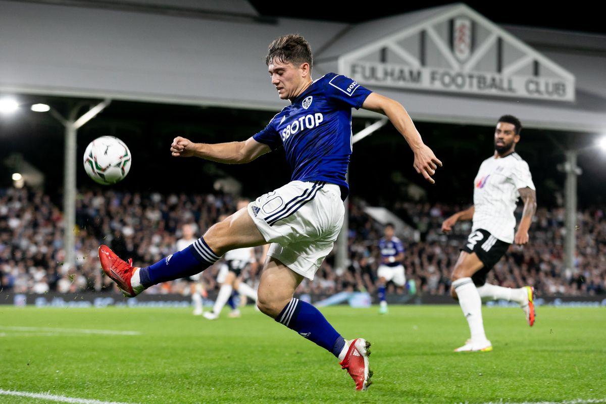 Fulham v Leeds United - Carabao Cup