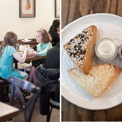 """<a href=""""http://ny.eater.com/archives/2014/06/bosie_tea_parlor_in_the_west_village.php"""">Pastry Cases Sample the French Treats at Bosie Tea Parlor</a>"""