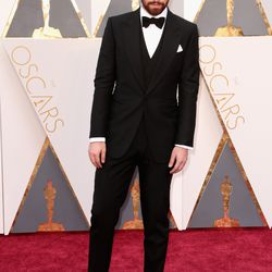 Performer Sam Smith wears  a Dunhill tux. Photo: Todd Williamson/Getty Images