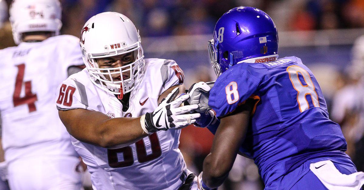 2019 NFL Draft Profiles: Andre Dillard, tackle, Washington State