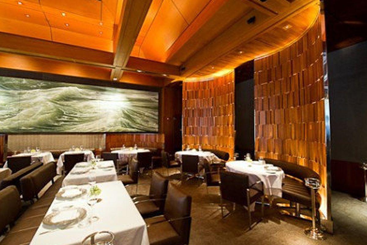 Eric Ripert Announces Le Bernardin Expansion In Nyc Eater