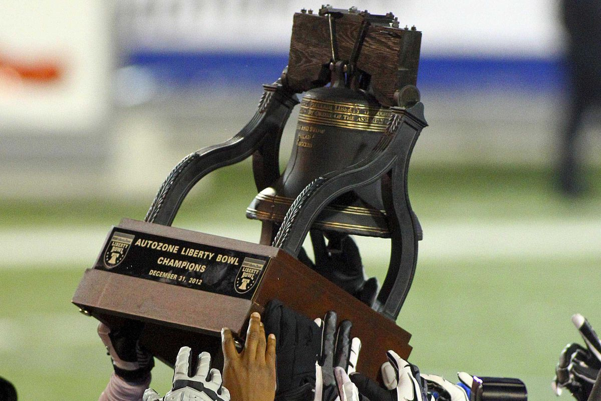 Come 2014, Liberty Bowl might become the highest profile bowl for The American.