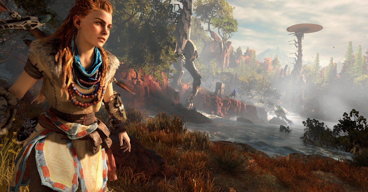 Sony confirms Horizon Zero Dawn is coming to PC thumbnail