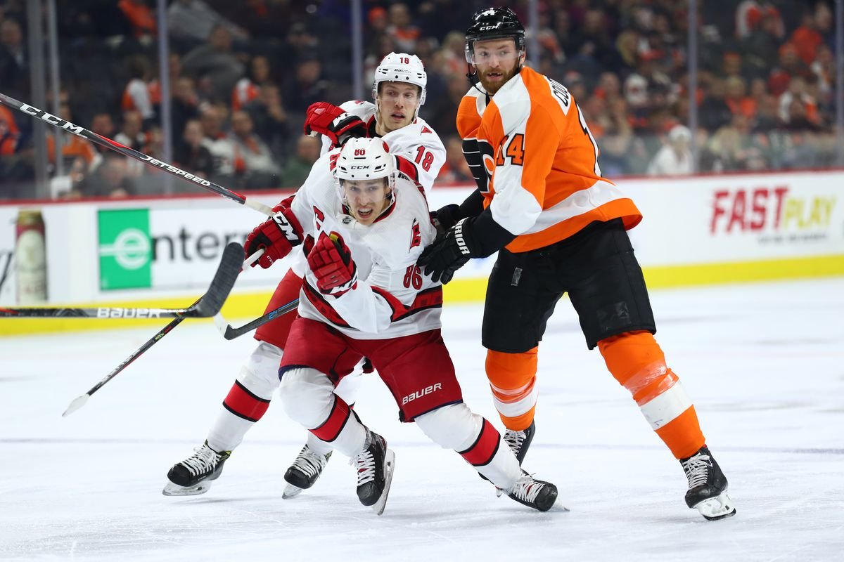 Carolina Hurricanes Game Analysis: Not a Full 60 Minutes (About Last Night)