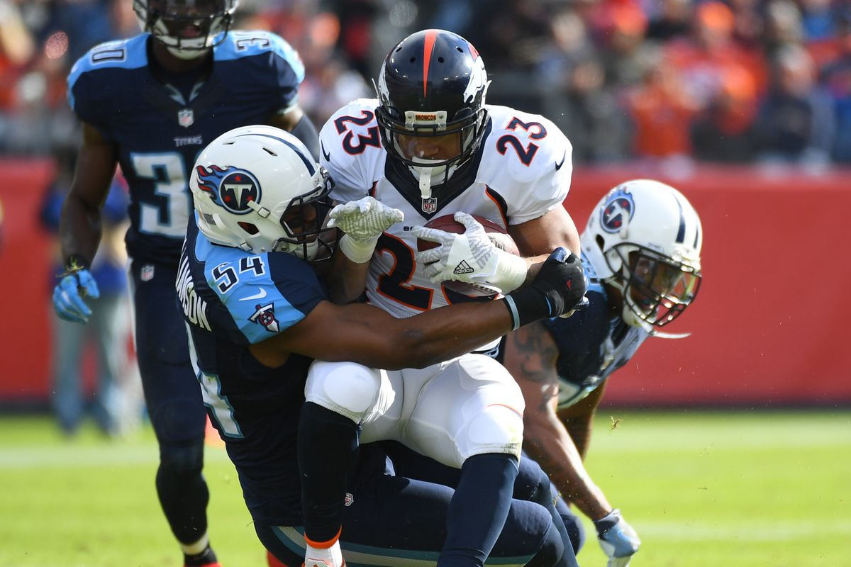 NFL: Denver Broncos at Tennessee Titans