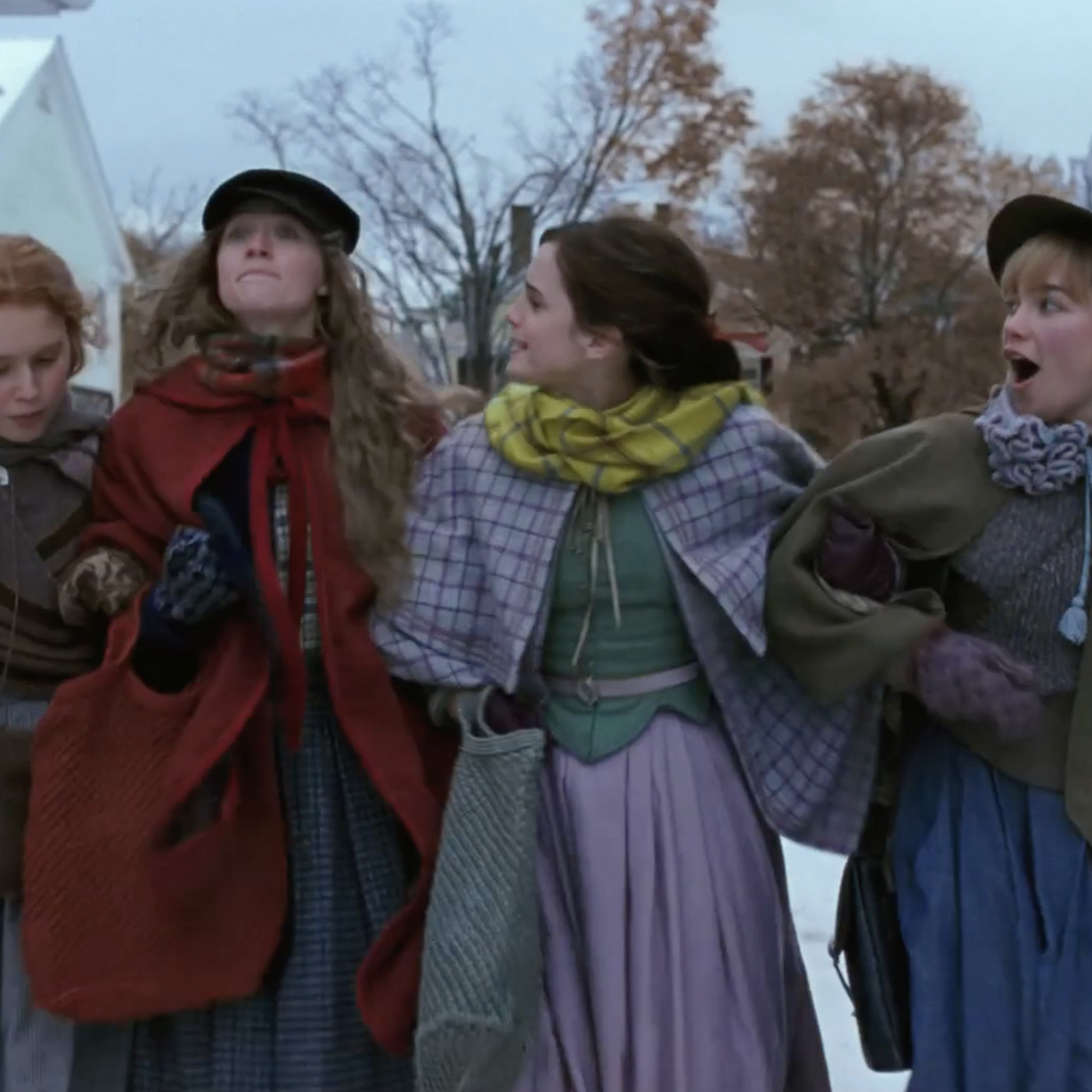 Little Women trailer: the March sisters come to life — again