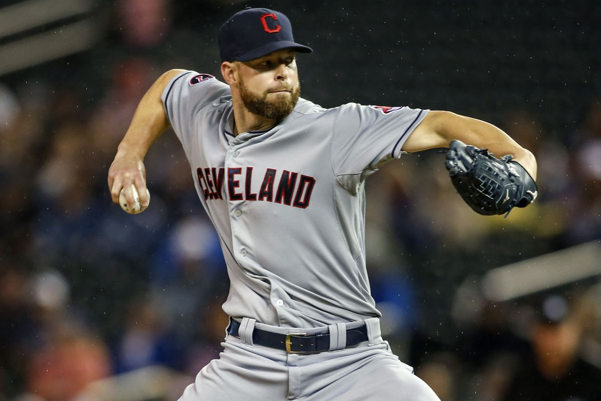 Corey Kluber would win the 2014 AL Cy Young Award.