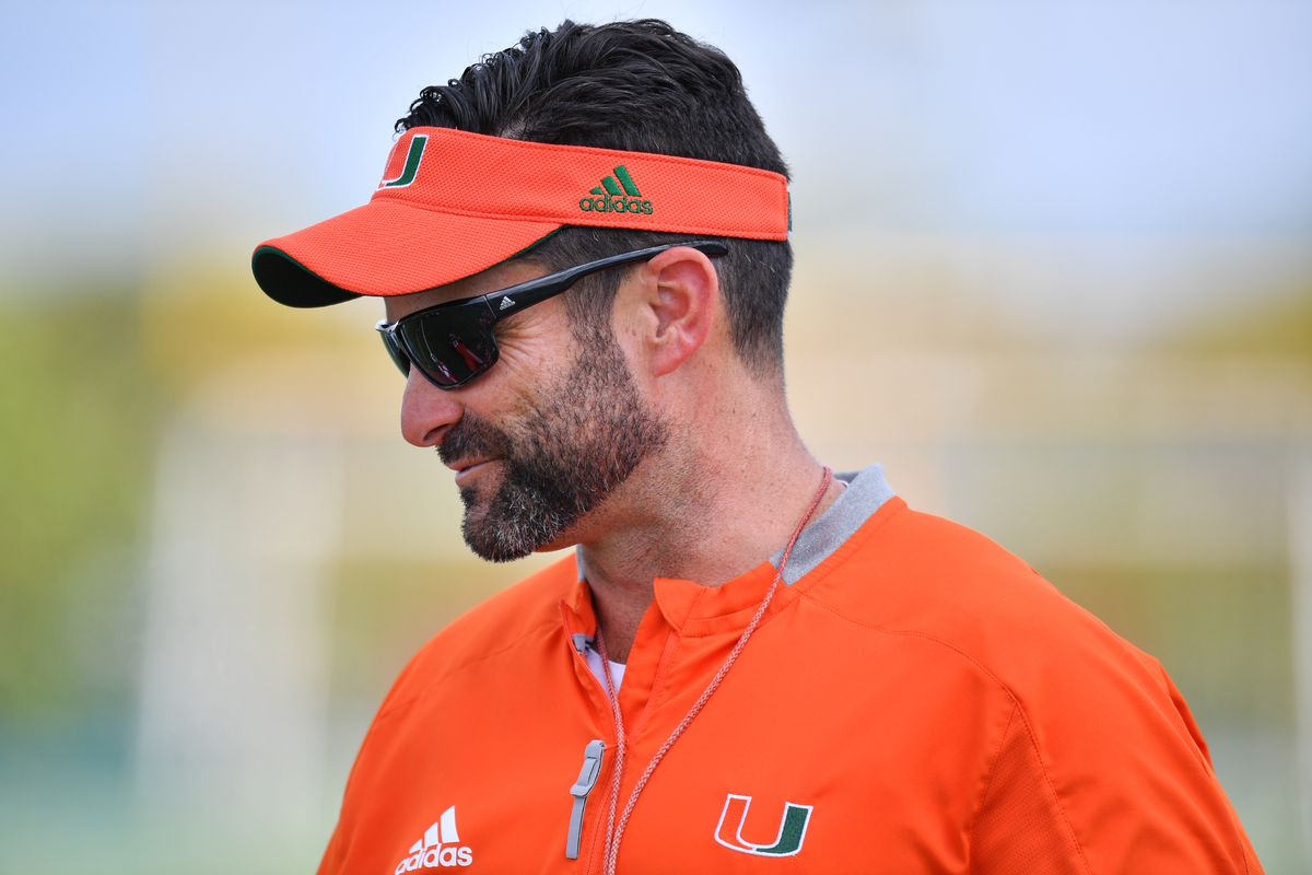 Manny Diaz Says 'Canes Can Compete for the Playoff in 2019