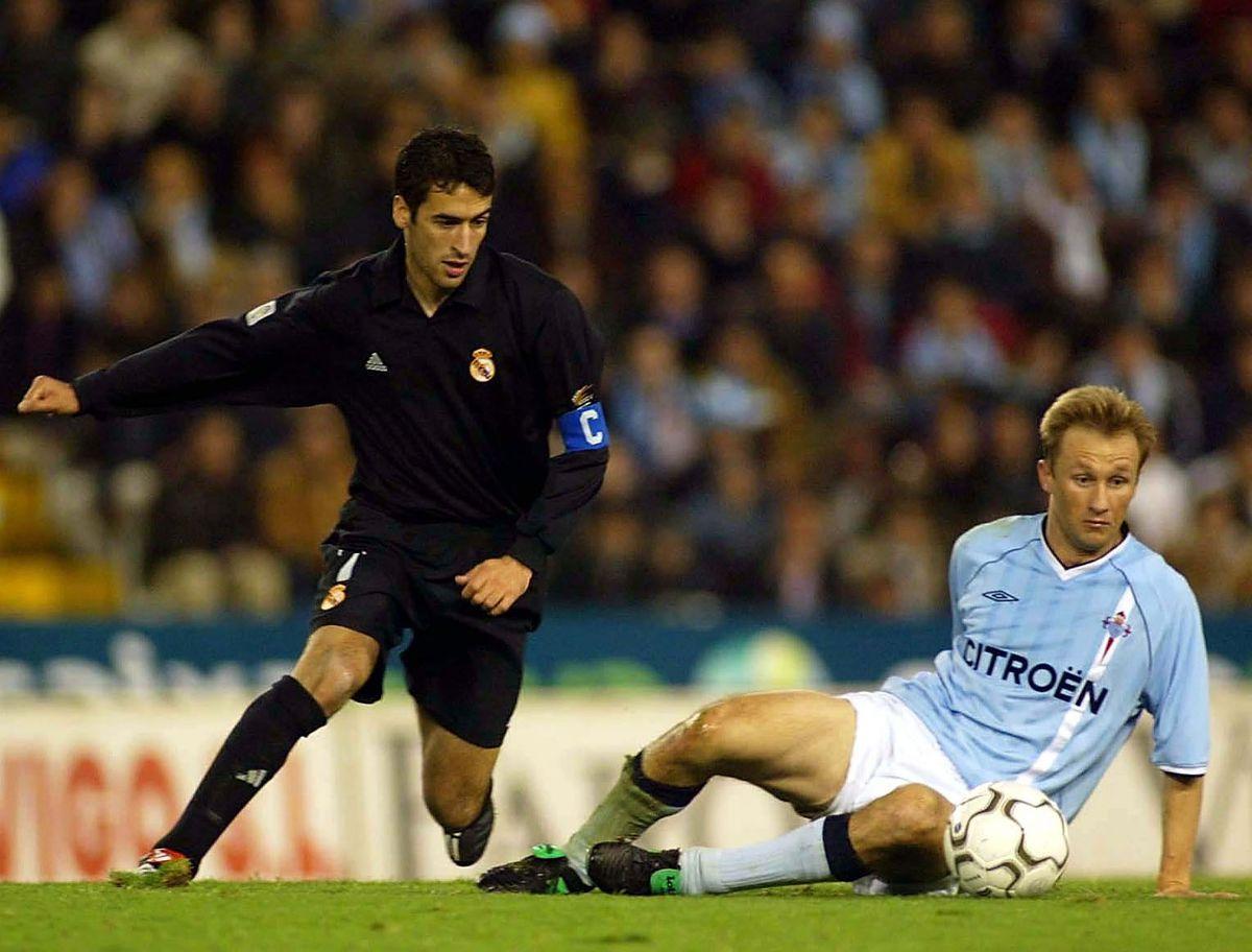 Celta Vigo v Real MadridX