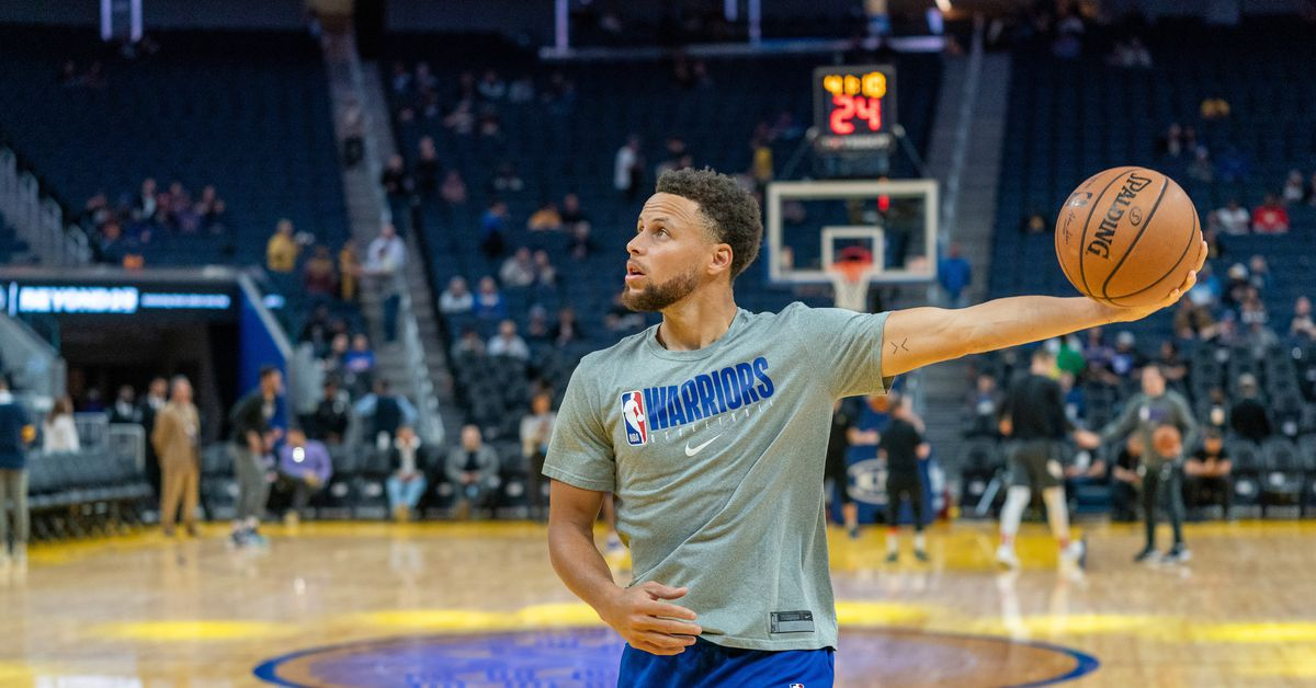 How much will Steph Curry's return impact the Warriors' lottery chances?
